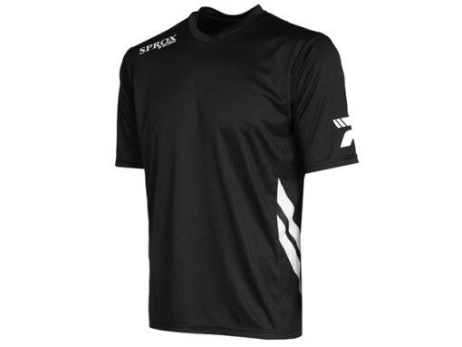 Maglietta calcio nera