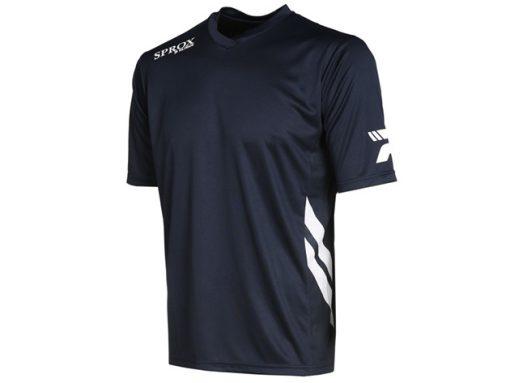 Maglietta calcio blu