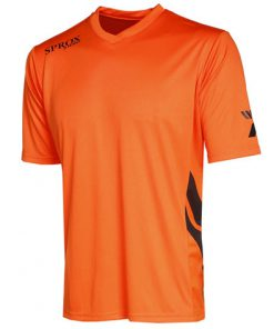 Maglietta calcio arancione