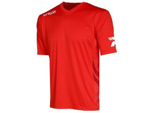 Maglietta calcio rossa