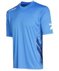 Maglietta calcio azzurra