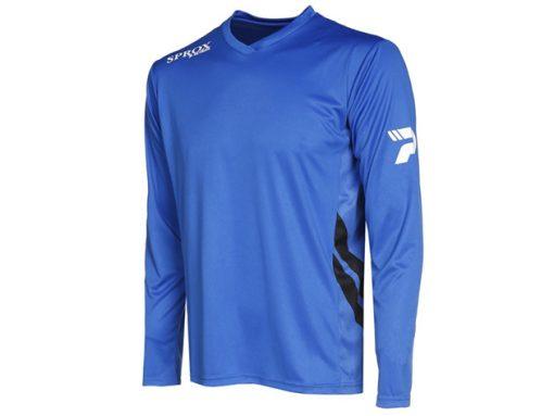 Maglia calcio royal blu
