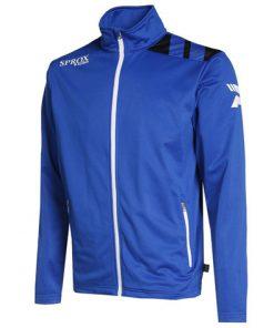 Giacca sportiva royal blu/bianco