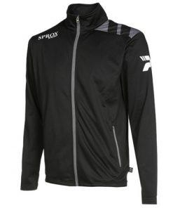 Giacca sportiva nero/grigio