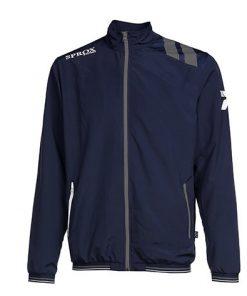 Giubbotto sportivo navy blu/grigio