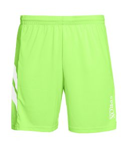 Pantaloncini calcio verde fluo