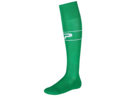 Calze con piede verde