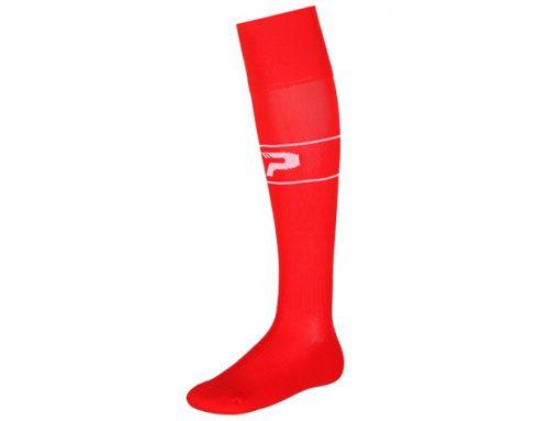 Calze con piede rosso
