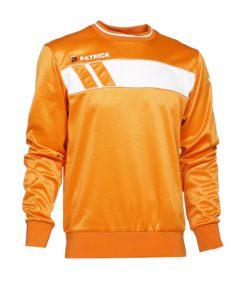 Maglia da allenamento arancione/bianco