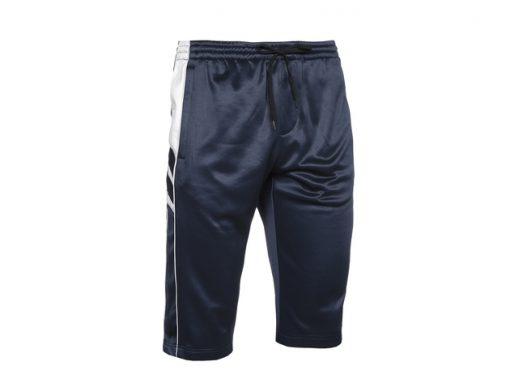 Pantaloni da allenamento navy blu/bianco