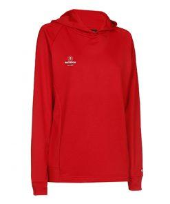 Maglione Donna con cappuccio EXCL 115W ROSSA